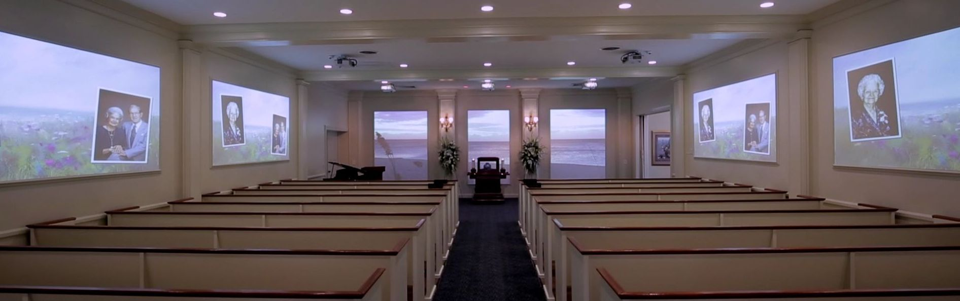 ", ""Life Immersion"" Video Chapel"